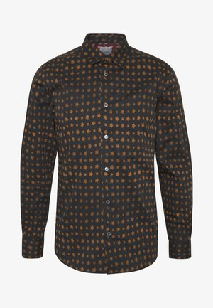 GENTS SLIM SHIRT STARS - Camicia - dark blue