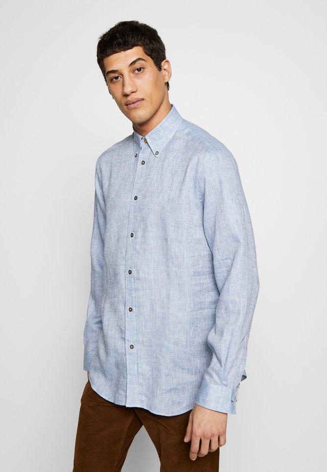 GENTS MODERN SHIRT BUNNY - Hemd - mottled blue