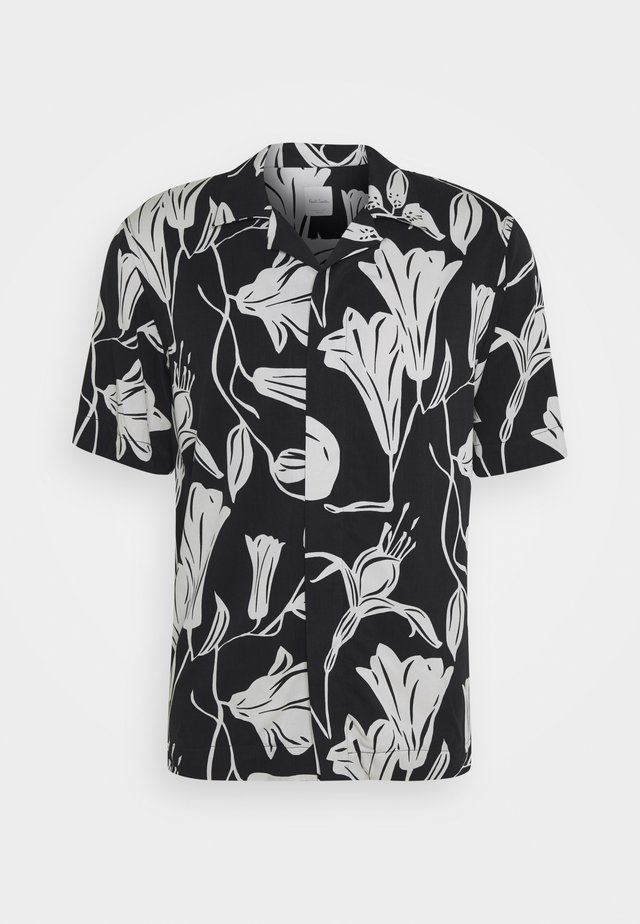 GENTS SOHO - Shirt - black