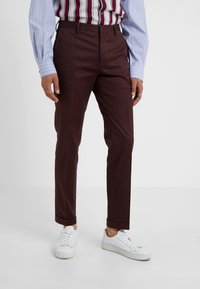 Paul Smith - Chinos - bordeaux - 0