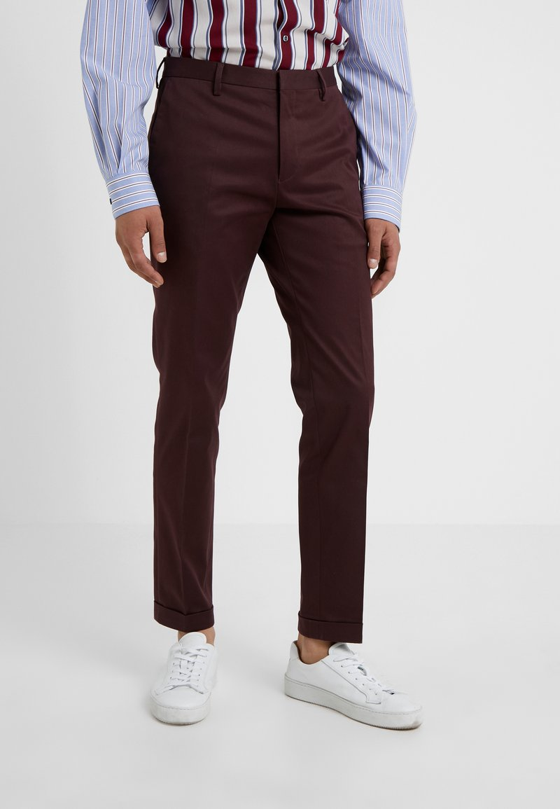 Paul Smith - Chinos - bordeaux