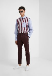 Paul Smith - Chinos - bordeaux - 1