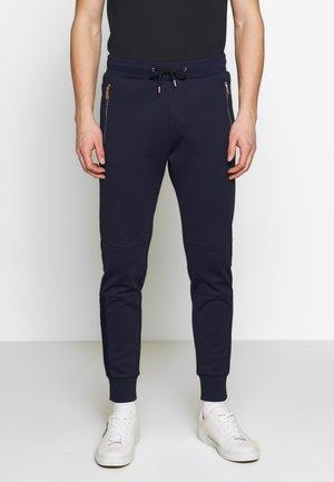 GENTS PANELLED JOGGER - Pantalones deportivos - dark blue