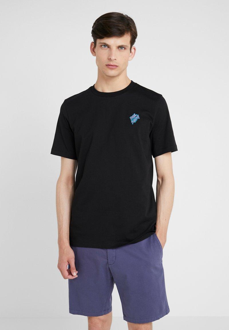 Paul Smith - Basic T-shirt - black
