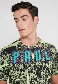 Paul Smith - GENTS T SHIRT - T-shirt con stampa - multi/yellow - 4