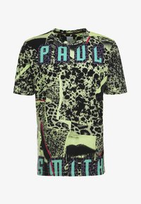 Paul Smith - GENTS T SHIRT - T-shirt con stampa - multi/yellow - 3