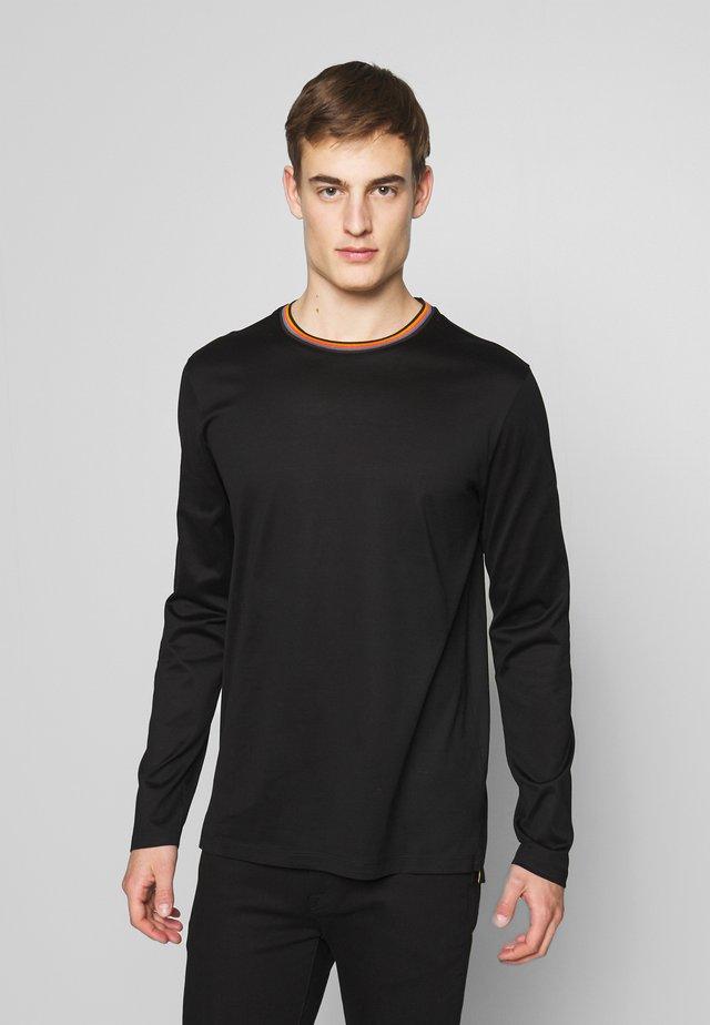 GENTS  - Langarmshirt - black