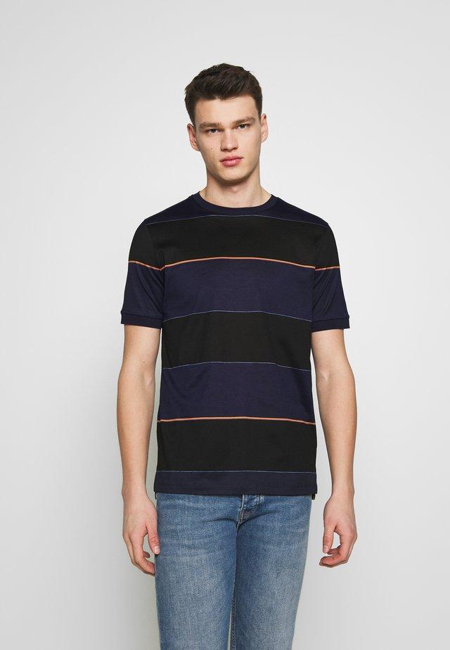 GENTS  - T-Shirt print - dark blue