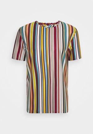 GENTS OVERSIZE - T-shirt imprimé - multi-coloured