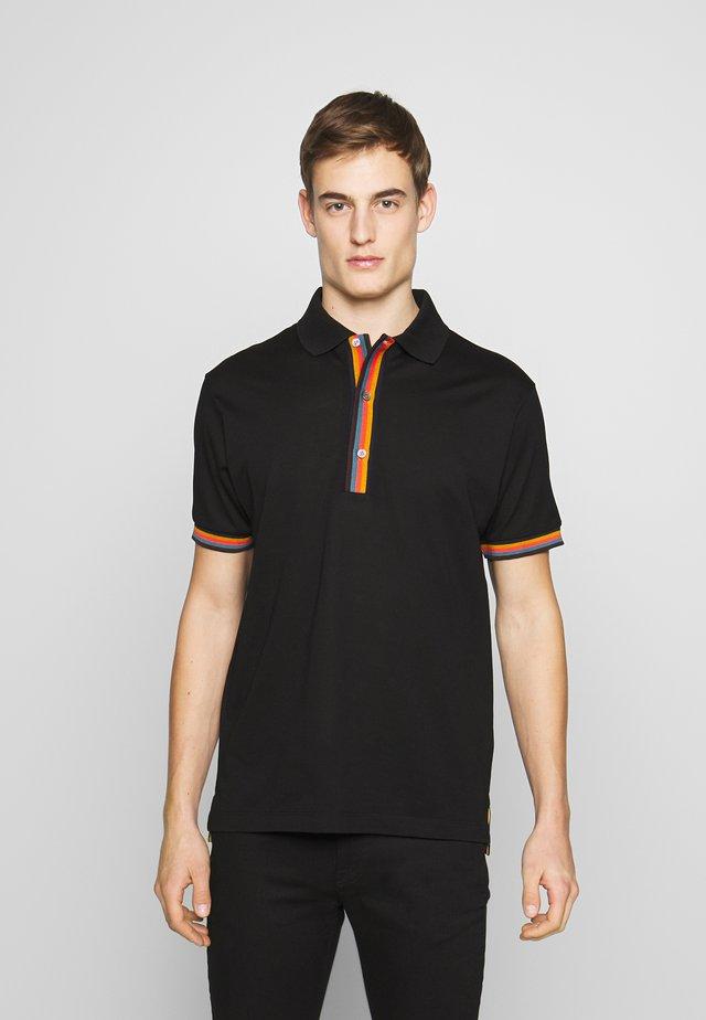 GENTS - Poloshirts - black