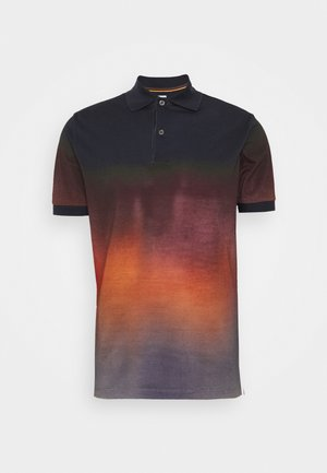 Polo shirt - multi-coloured