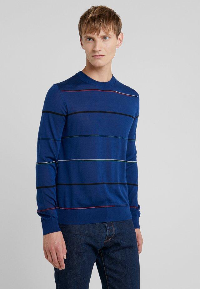 SWEATER - Strickpullover - blue