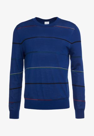 SWEATER - Strickpullover - blue