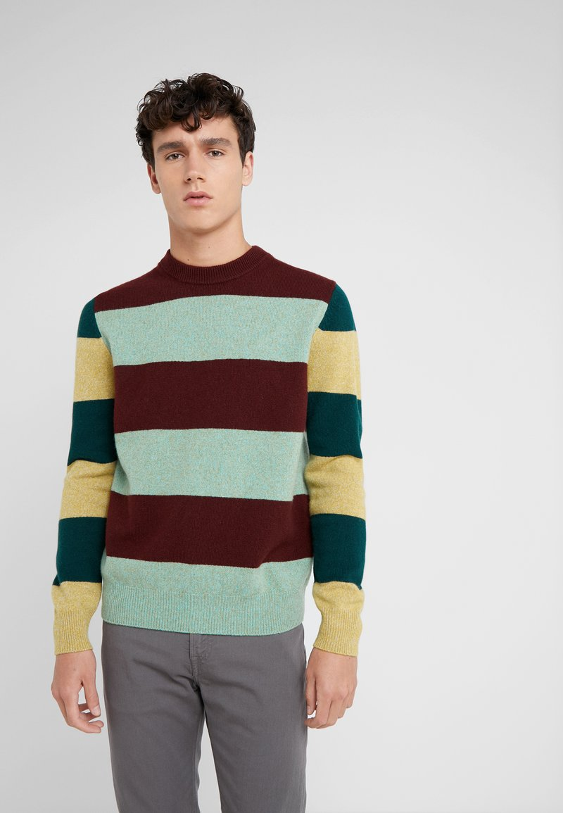 Paul Smith - Jumper - multi-coloured