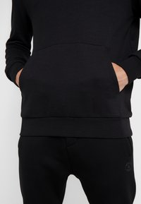 Paul Smith - HOODIE - Huppari - black - 3