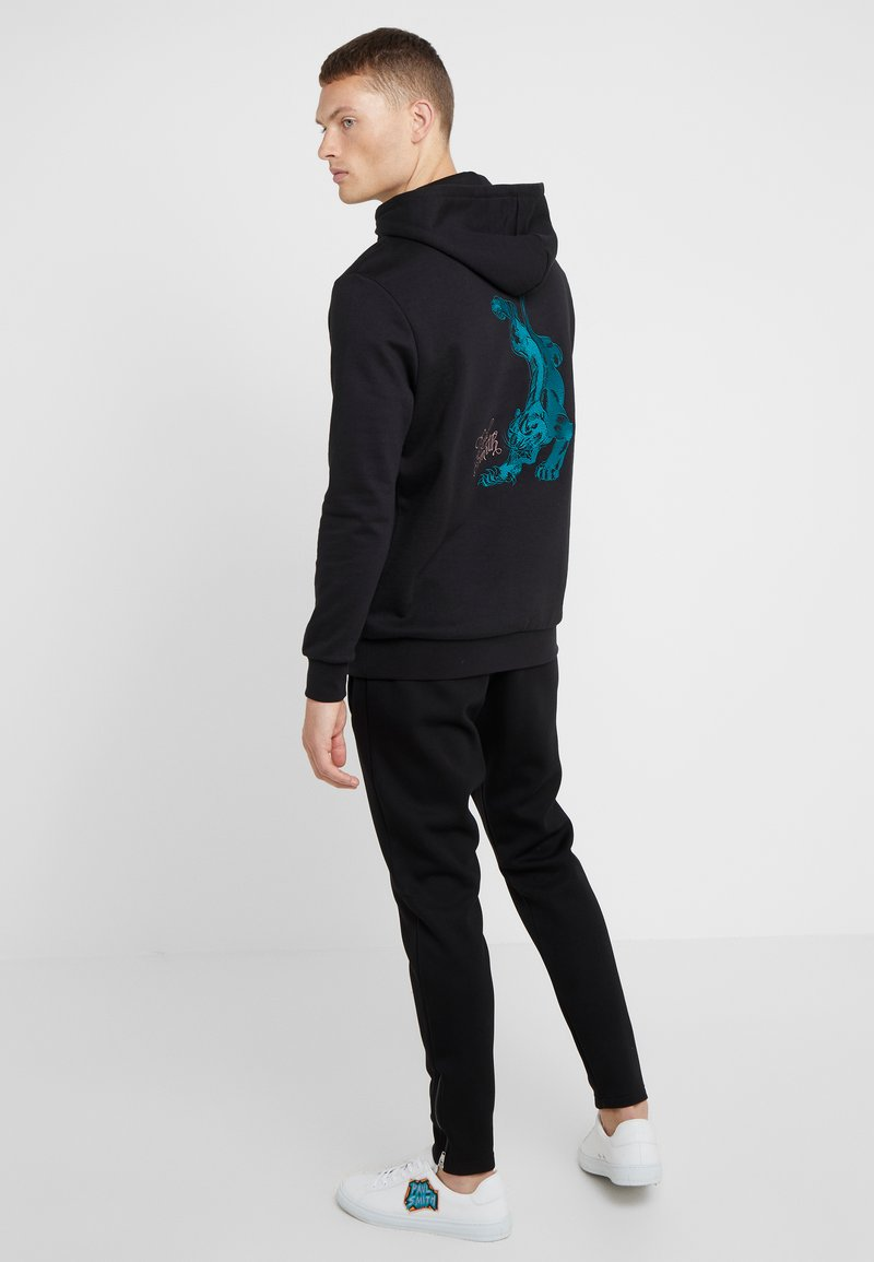 Paul Smith - HOODIE - Huppari - black
