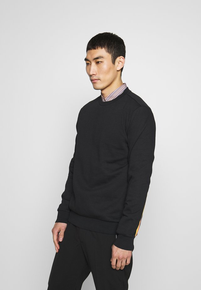 GENTS TAPED SEAM - Sudadera - black