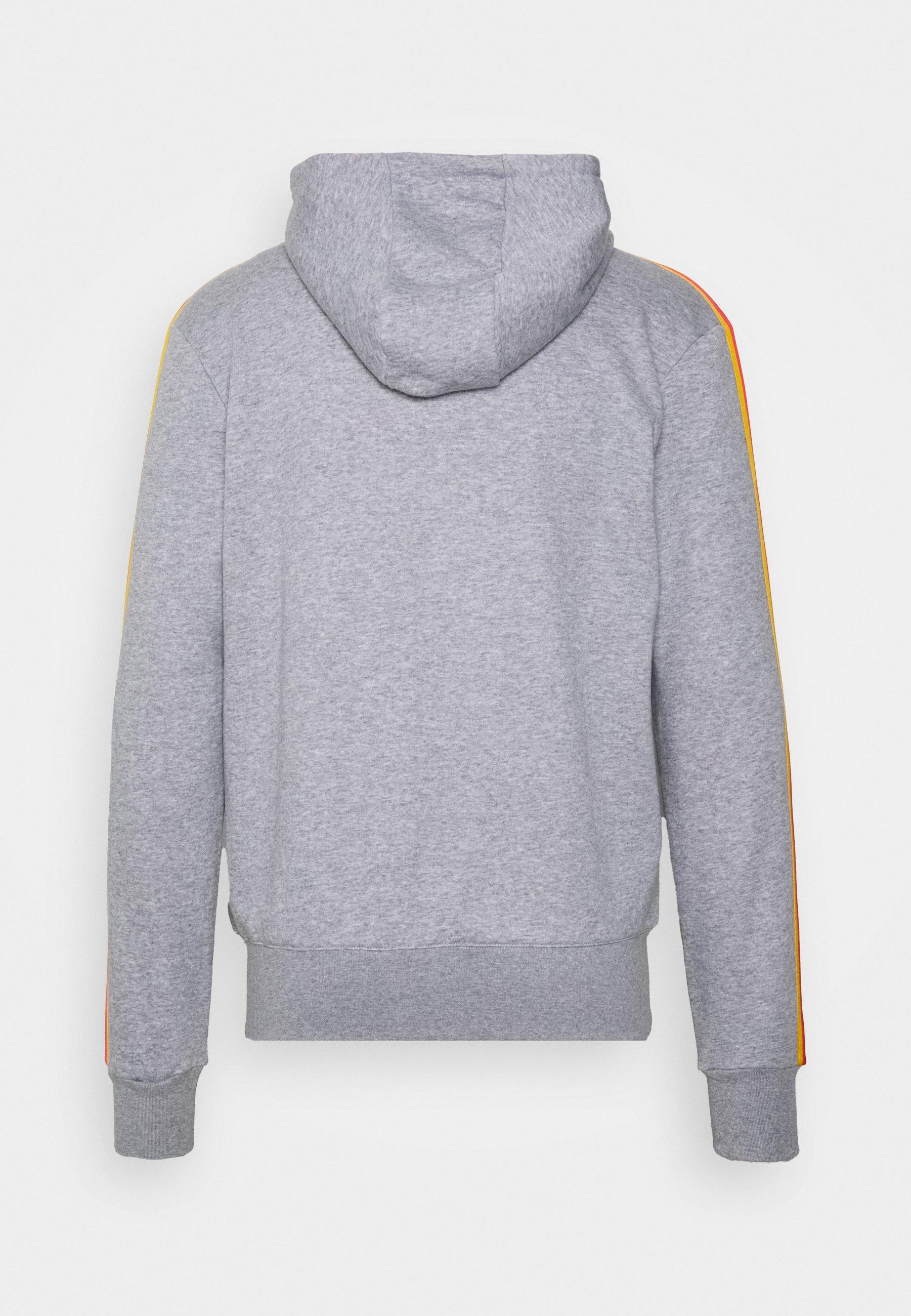 Volcom TIMESOFT ZIP veste en sweat zippée anthracite
