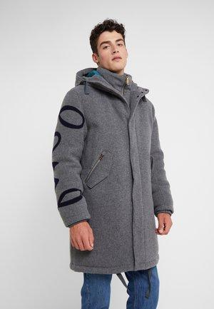 Daunenmantel - grey