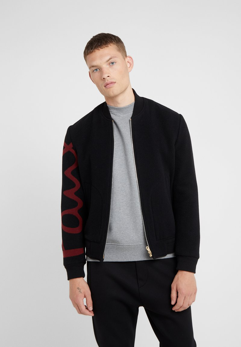 Paul Smith - GENTS UNLINED JACKET - Bomber Jacket - black