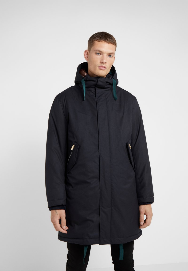 Paul Smith - GENTS PARKA - Daunenmantel - blue