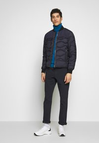 Paul Smith - GENTS BOMBER JACKET - Untuvatakki - dark blue