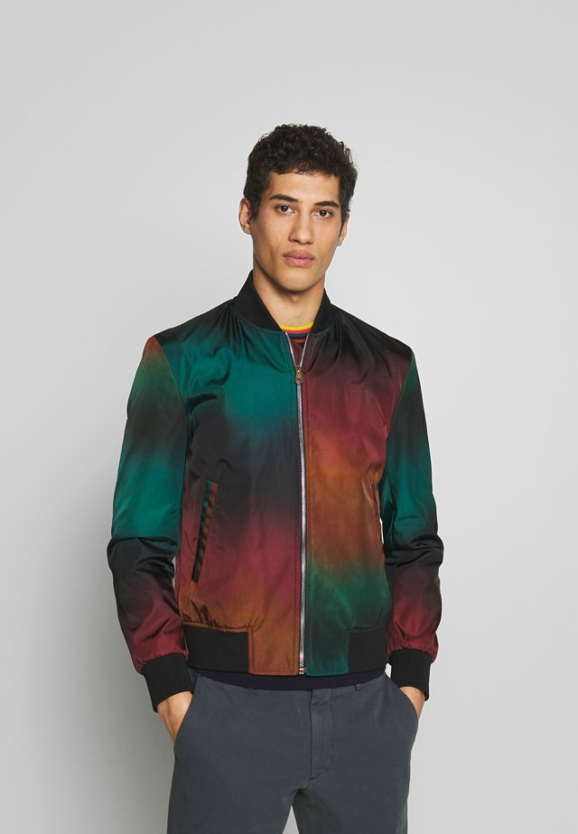 GENTS CLASSIC - Bomber bunda - multicoloured