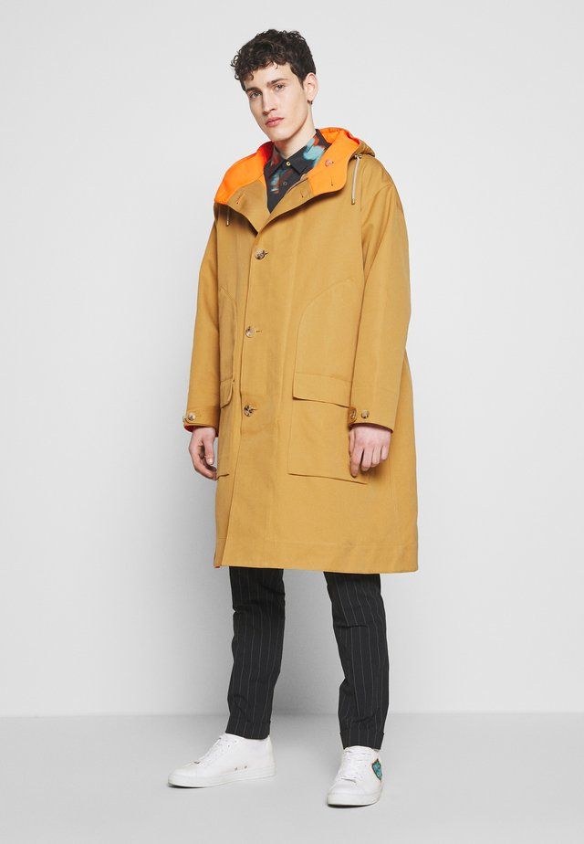 GENTS COAT - Parkatakki - camel