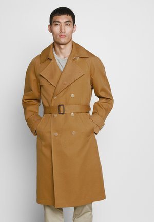 GENTS  - Trenchcoats - camel