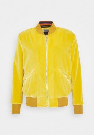GENTS JACKET - Bomberjacks - yellow
