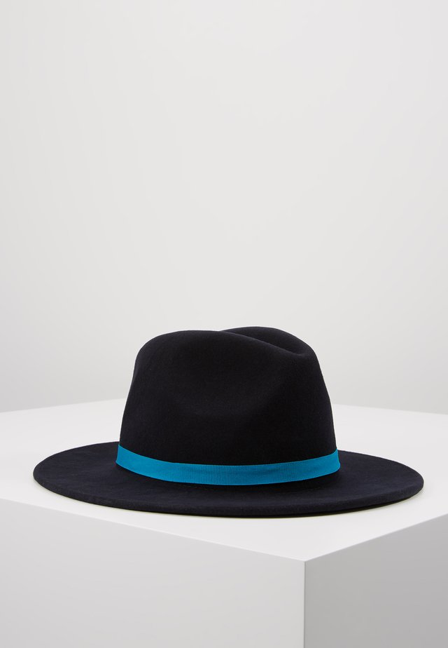 WOMEN HAT FEDORA - Hattu - navy
