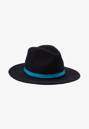 WOMEN HAT FEDORA - Hat - navy