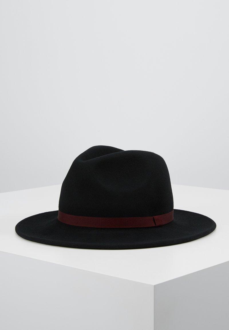 Paul Smith - SWIRL  - Sombrero - black