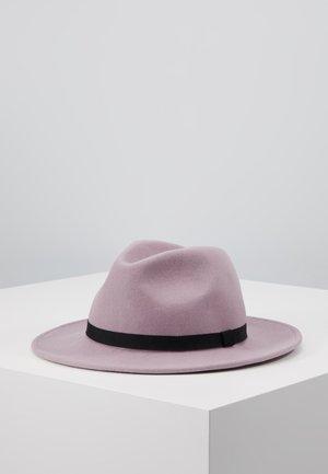 WOMEN HAT FEDORA - Hatt - lila