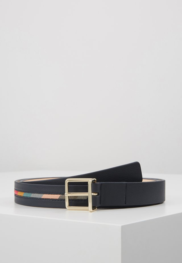 WOMENS BELT INSET - Gürtel - blue