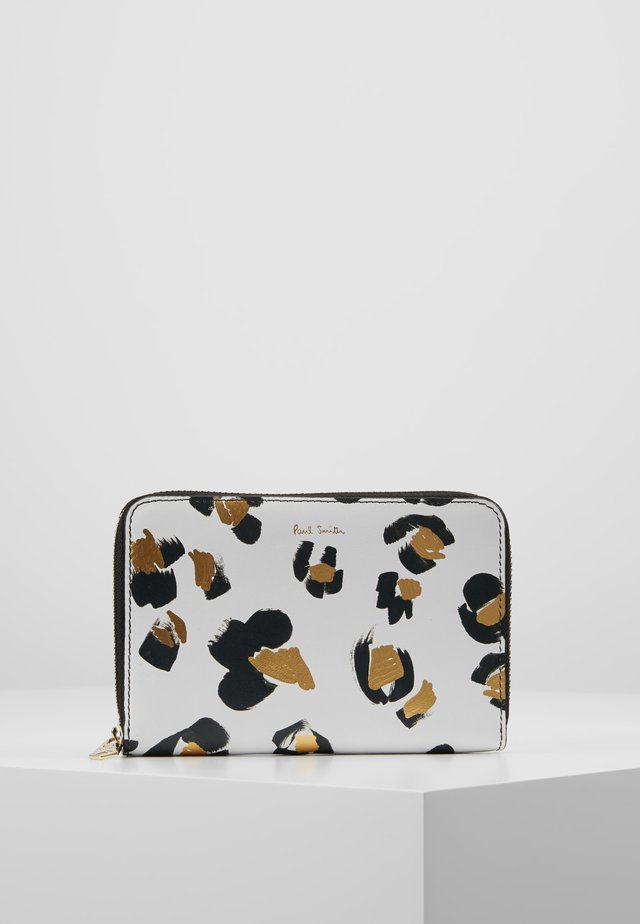 WOMEN PURSE MED LEOPARD - Lompakko - multi-coloured