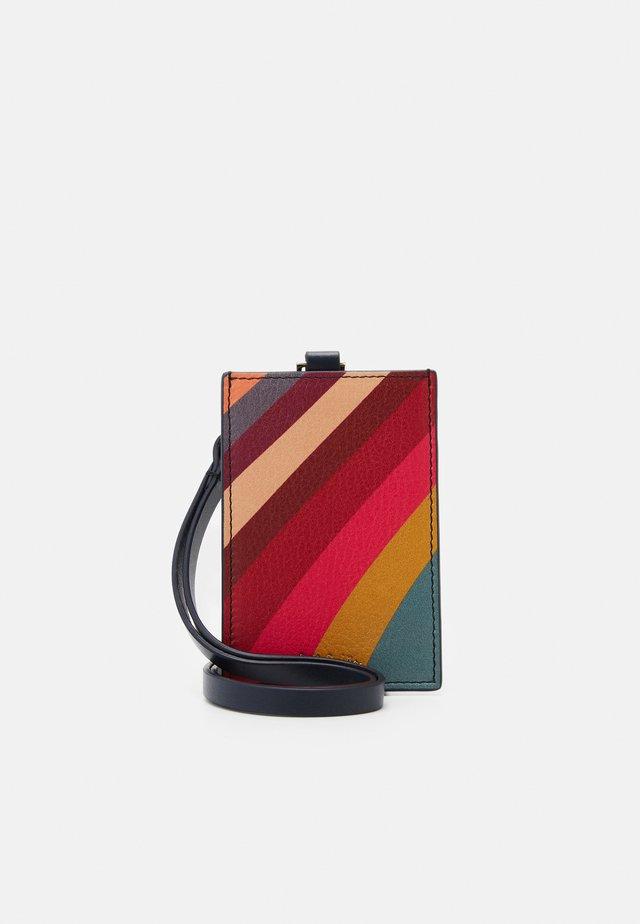 PURSE SWIRL LANYARD - Portefeuille - multi-coloured