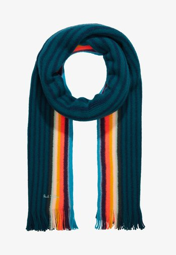 WOMEN SCARF ARTIST STRIPE
