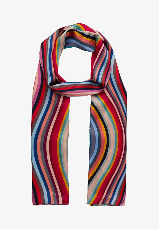 SCARF SWIRL - Šála - multi-coloured
