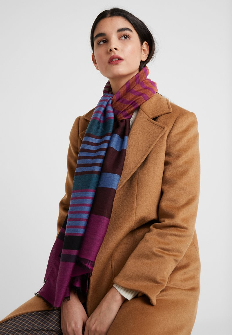 Paul Smith - WOMEN SCARF SOCK  - Scarf - multi-coloured