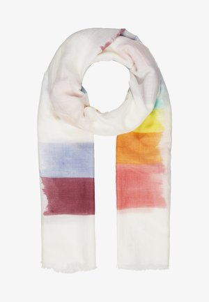 SCARF PAINTED STRIPE - Schal - swirl