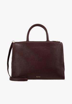 WOMEN BAG TOTE - Håndtasker - bordeaux