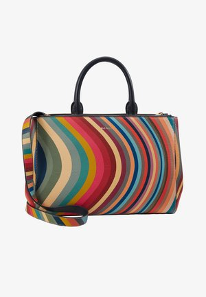 WOMEN BAG DZIP TOTE - Handtasche - multicoloured