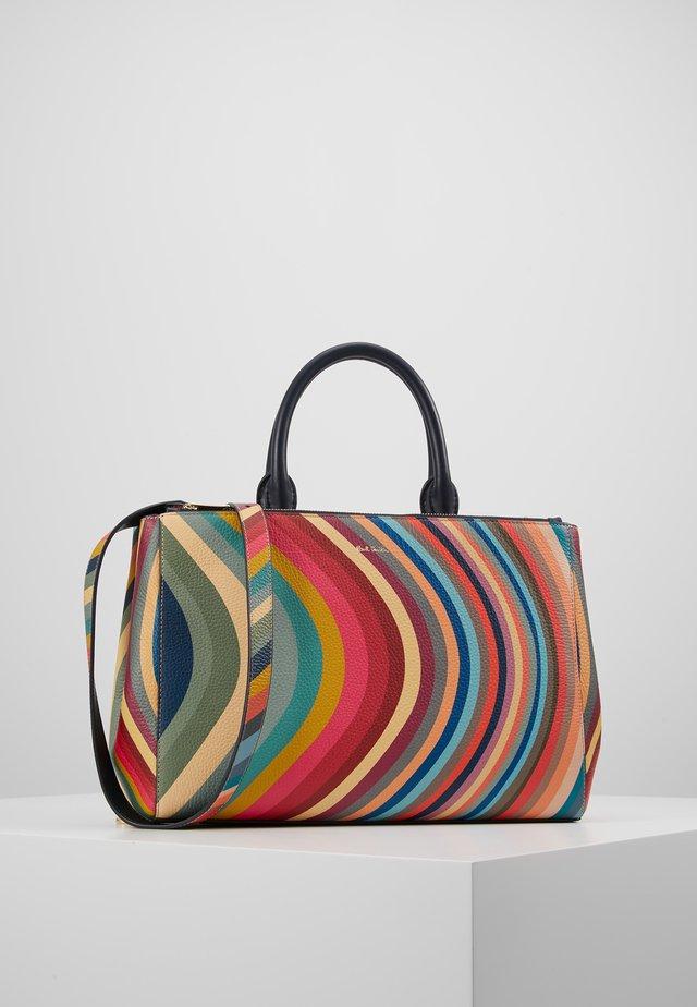 WOMEN BAG DZIP TOTE - Handtas - multicoloured