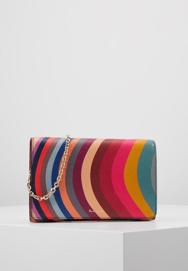 PURSE CHAIN - Clutch - multi-coloured