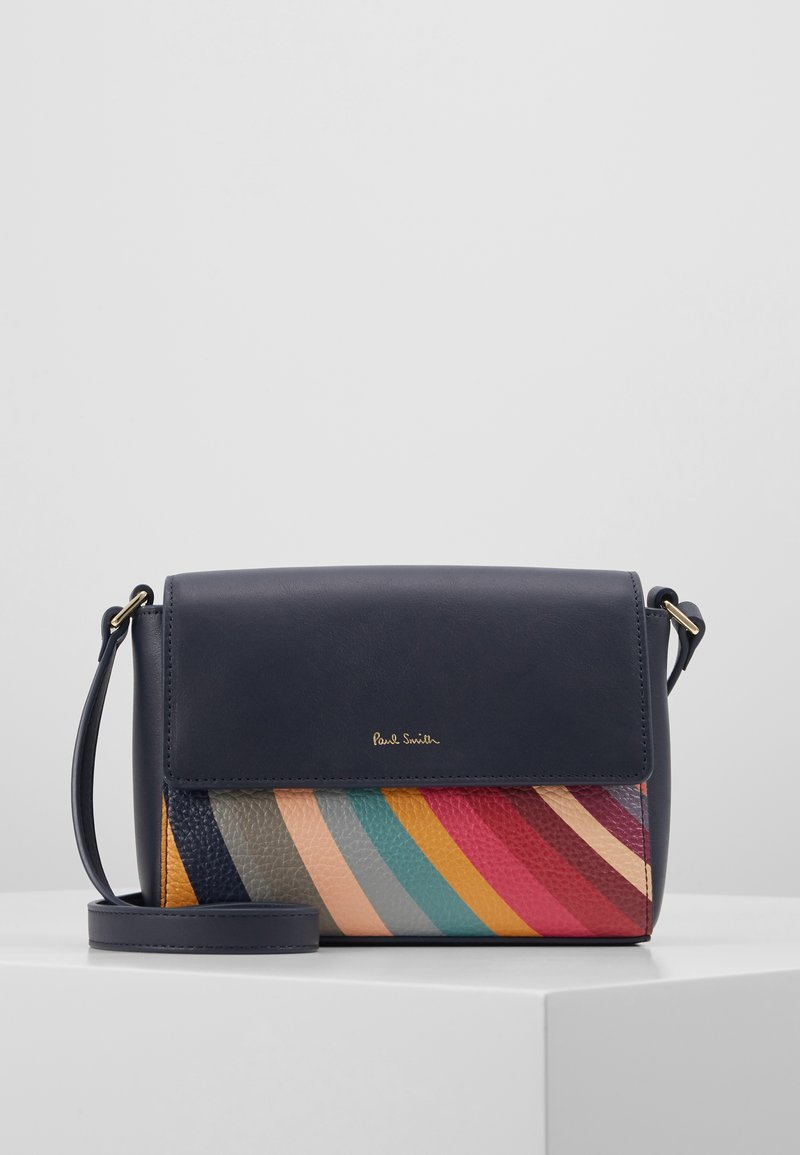 Paul Smith - WOMEN BAG BELT - Across body bag - navy