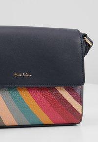 Paul Smith - WOMEN BAG BELT - Across body bag - navy - 5