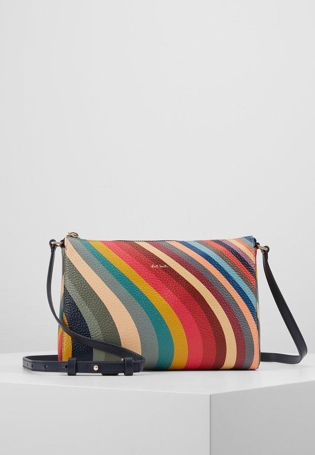 WOMEN BAG POCHETTE - Taška spříčným popruhem - multicoloured