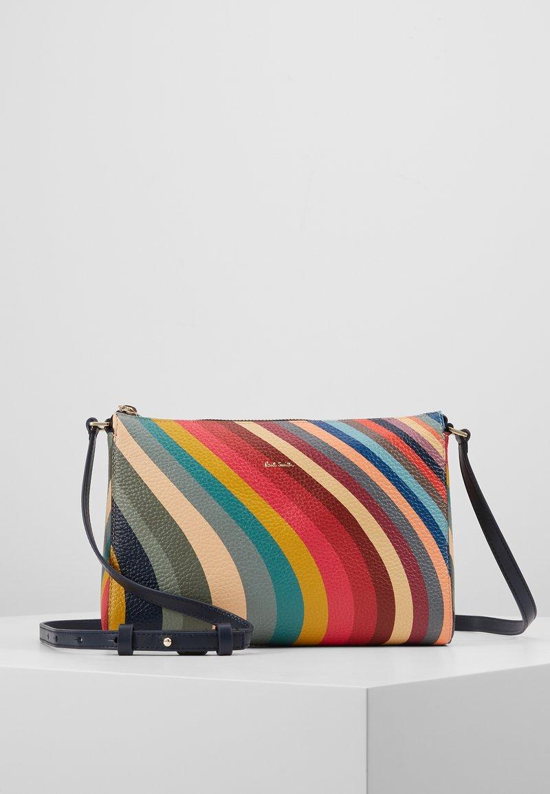 Paul Smith - WOMEN BAG POCHETTE - Taška spříčným popruhem - multicoloured