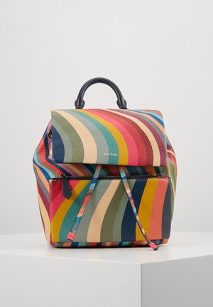 WOMEN BACKPACK SWIRL - Ryggsäck - multicolor